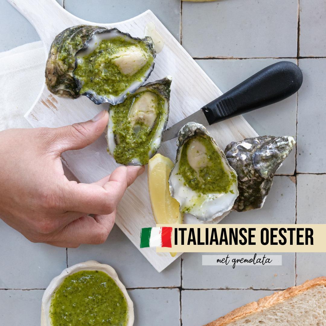 Italiaanse oesters